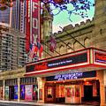 The Fabulous Fox Theater 2 Atlanta Georgia Midtown Art by Reid Callaway