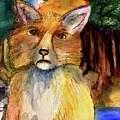Fox by Cynthia Richards