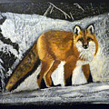 Fox by Richard Le Page