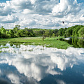Fox River by Randy Scherkenbach