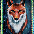 Fox by Yana Sadykova