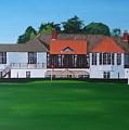 Foxrock Golf Club by Tony Gunning