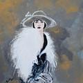 Foxy Lady by Susan Adams