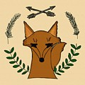 Foxy by Priscilla Wolfe