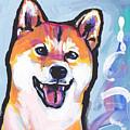 Foxy Shiba by Lea S