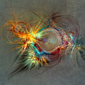 Fractal Art Beauty by Justyna Jaszke JBJart