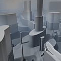 Fractal Factory by Marjan Mencin