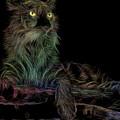 Fractal Predator by Ericamaxine Price