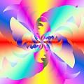 Fractal Rainbow by Michael Skinner