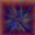 Fractal Star by Diane Parnell