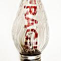 Fragile Light Bulb by Kathleen K Parker