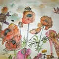Fragrance  Of Garden Album by Debbi Saccomanno Chan