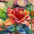 Fragrant Roses by Hailey E Herrera