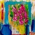Framing Petals by Eve Schambach