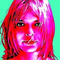 France Gall by David Conin