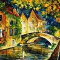 France by Leonid Afremov