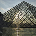 France, Paris The Louvre Museum by Keenpress