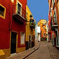 Francesca's Street by Mexicolors Art Photography