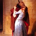 Francesco Hayez Il Bacio Or The Kiss by Pg Reproductions