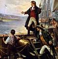 Francis Scott Key, 1779-1843 Awakes by Everett
