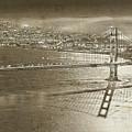 Francisco Sky Line Vintage  by Gull G
