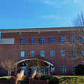 Frank Family Science Center At Guilford College by Bryan Pollard