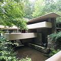 Frank Lloyd Wright Fw by Chuck Kuhn
