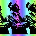 Frank Sinatra Art by Kjc