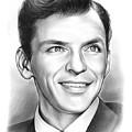 Frank Sinatra by Greg Joens