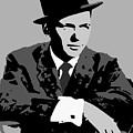 Frank Sinatra by Paul Van Scott