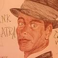 Frank Sinatra - The Voice by Maria Fiorella Borrini