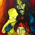 Frank Zappa   by Carole Spandau