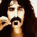 Frank Zappa by Dan Sproul
