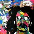 Frank Zappa Pop Art by L Lindall
