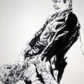 Frankenstein Vs. The Wolfman by Bryan Bustard