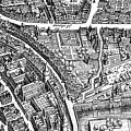 Frankfurt Am Main, 1628 by Matthaus Merian the Elder