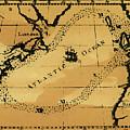 Franklin Chart, 1786 by Granger