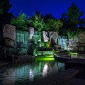 Franklin Delano Roosevelt Memorial by Chris Bordeleau
