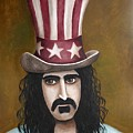 Franks Hat by Leah Saulnier The Painting Maniac