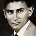 Franz Kafka by Czech School