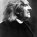 Franz Liszt, Hungarian Composeir by Science Source