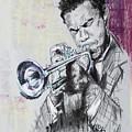Freddie Hubbard by Melanie D