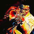 Freddie Hubbard by Vel Verrept