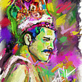 Freddie Mercury, Bohemian Rhapsody by Mark Tonelli