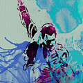 Freddie Mercury by Naxart Studio