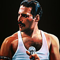 Freddie Mercury by Paul Meijering