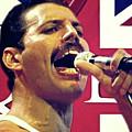 Freddie Mercury, Queen by Thomas Pollart