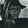 Freddy Krueger by Tony Orcutt