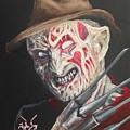 Freddy's Back by Tyler Haddox