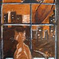 Fredrick's Window by Katt Yanda